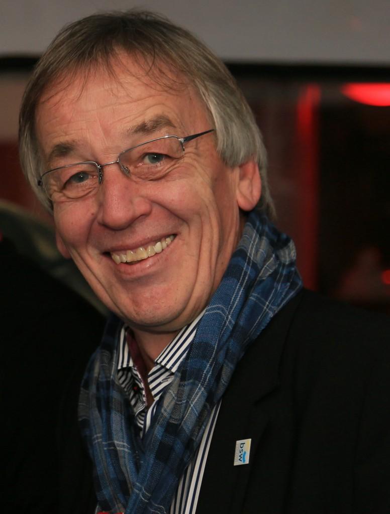 Dieter C. Rangol