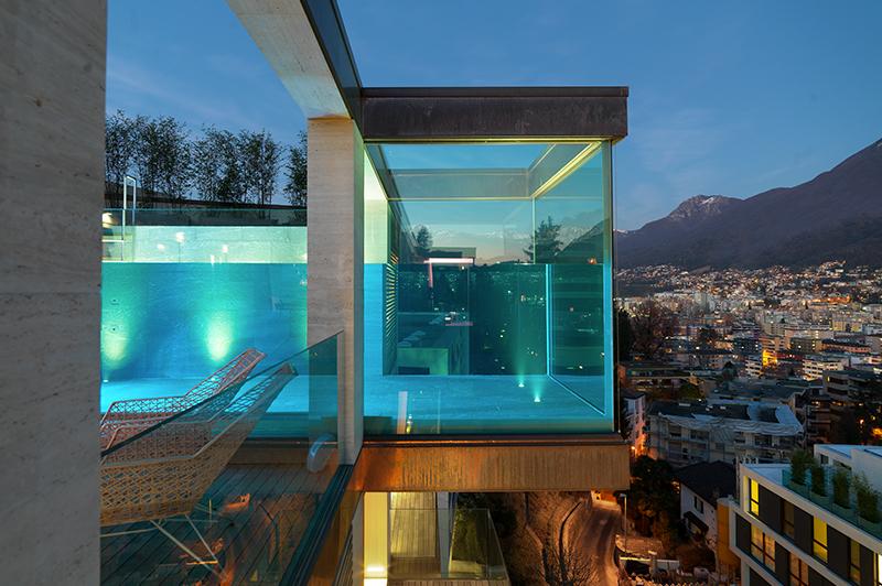Acquaplan, Pressagona, Schweiz