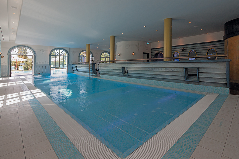 SSF Schwimmbad GmbH, Pools by Klafs, Meerbusch