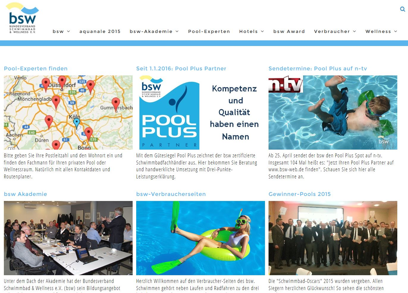 POOL PLUS PARTNER FINDEN