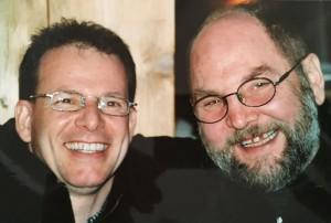 Topras-Geschäftsführer Johannes Gunst (rechts) mit bsw-Präsident Dietmar Rogg (Schmalenberger)
