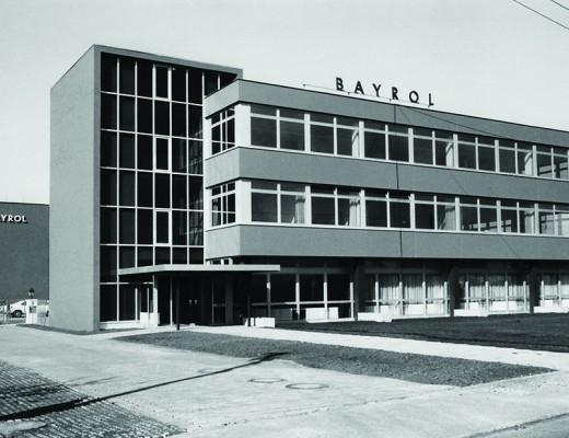 1960_BAYROL_Gebaeude