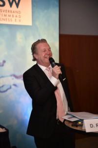 Bald wieder kompetent und kommunikativ dabei: bsw-Vizepräsident Bert Granderath